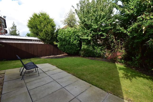 Garden of Tunshill Road, Wythenshawe, Manchester M23