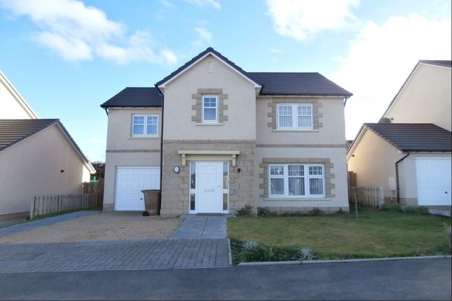 Thumbnail Detached house to rent in Duffus Crescent, Elgin