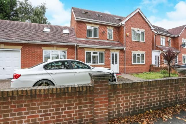 Thumbnail Detached house for sale in Brockhurst Road, Hodge Hill, Birmingham, West Midlands