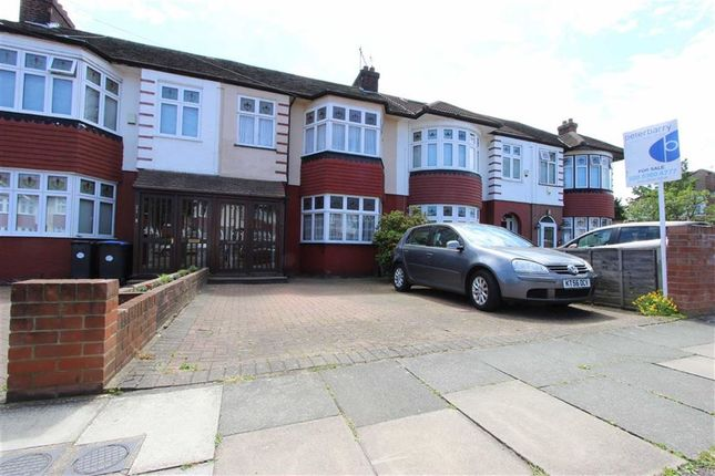 Thumbnail Terraced house for sale in Laburnum Grove, Winchmore Hill, London