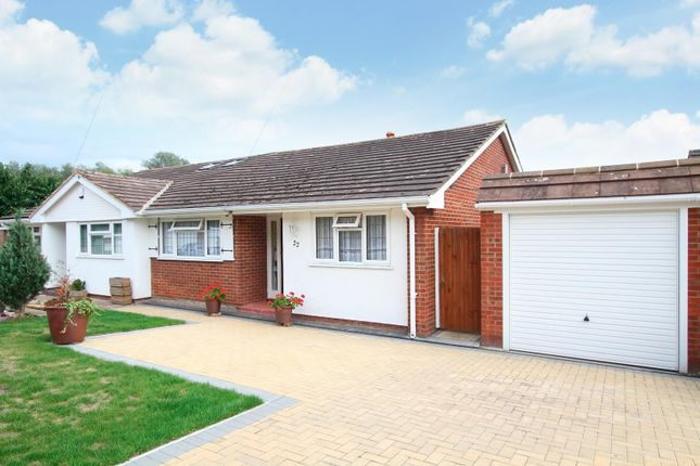 Thumbnail Bungalow for sale in Walnut Tree Lane, Westbere, Canterbury