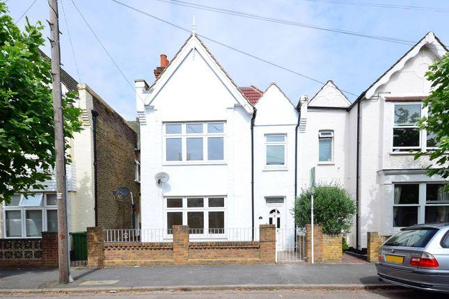 Thumbnail Terraced house to rent in Ethelbert Road, Wimbledon, London