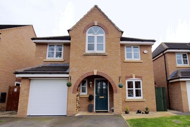 Thumbnail Detached house for sale in Winston Way, Penley, Wrexham