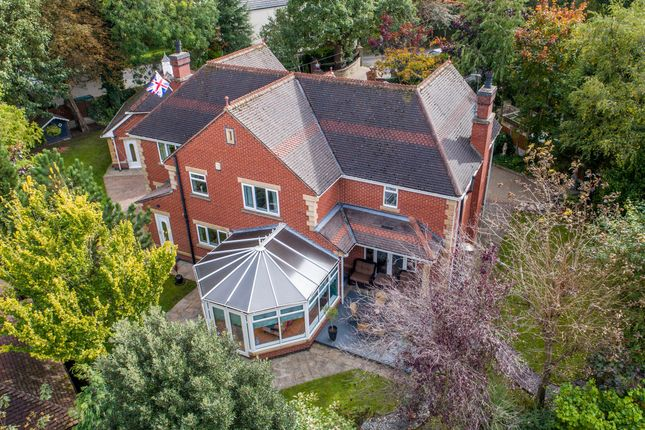 Thumbnail Detached house for sale in Quarry Lane, Chesterfield
