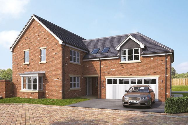 "Thumbnail Property for sale in ""The Lancaster"" at Belle Vue Avenue, Scholes, Leeds"