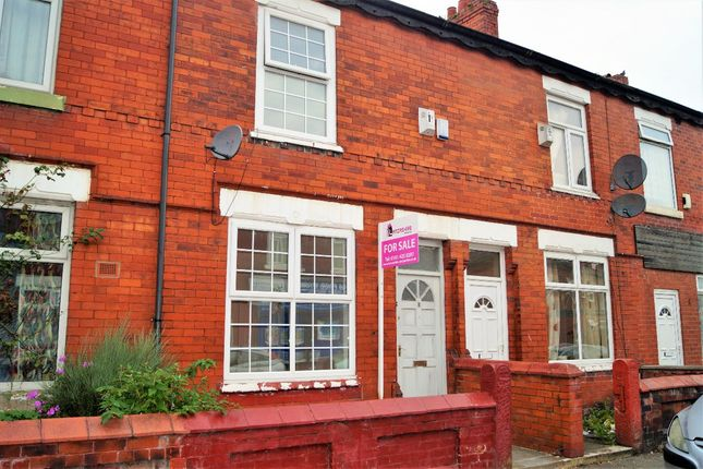 Thumbnail Terraced house for sale in Cuthbert Avenue, Manchester