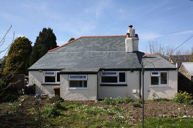 Thumbnail Bungalow to rent in Tregaller Lane, Daws House