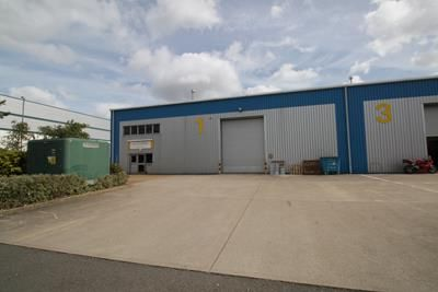 Thumbnail Light industrial to let in Unit 1 Spitfire Close, Coventry Business Park, Coventry