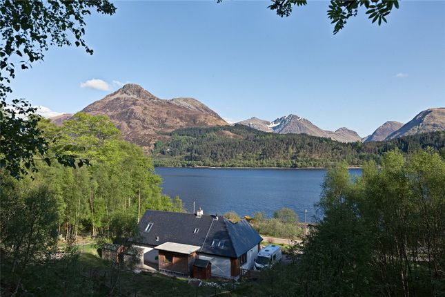 Detached house for sale in North Ballachulish, Onich, Fort William, Inverness-Shire