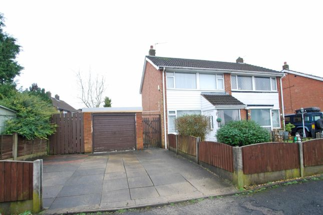 Semi-detached house for sale in Birks Drive, Bury