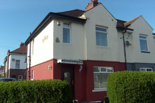 Thumbnail Semi-detached house to rent in Wakefield Crescent, Dewsbury