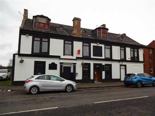 Thumbnail Pub/bar for sale in Bellshill, Lanarkshire