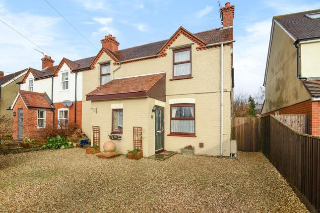 Thumbnail Semi-detached house for sale in Lower Way, Thatcham, West Berkshire