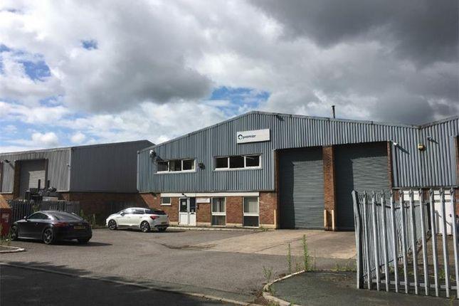 Thumbnail Warehouse to let in Unit J, Ashville Trading Estate, The Runnings, Cheltenham, South West, UK