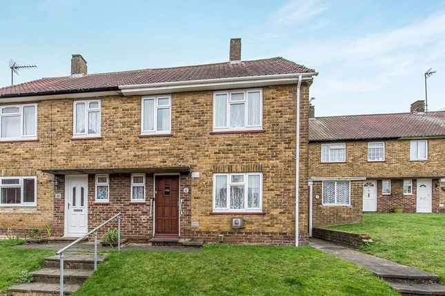 Thumbnail Semi-detached house for sale in Hollingbourne Road, Gillingham