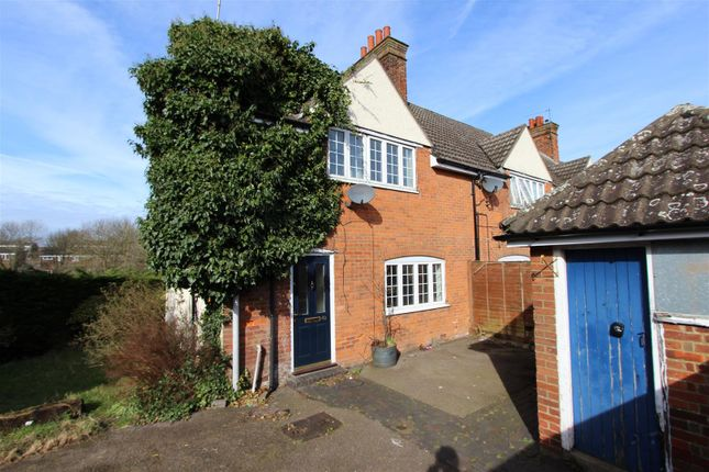 Thumbnail End terrace house for sale in Brook Street, Tring