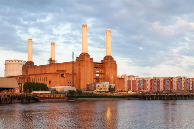 Thumbnail Property for sale in Battersea Power Station, London