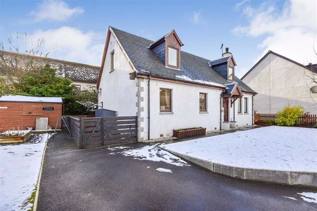 Thumbnail Detached house for sale in Inverallan Court, Grantown-On-Spey