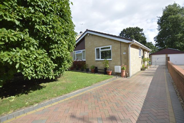 Thumbnail Detached bungalow for sale in Langthorn Close, Frampton Cotterell, Bristol