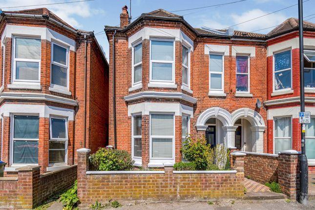 Thumbnail Semi-detached house for sale in Wilton Avenue, Polygon, Southampton