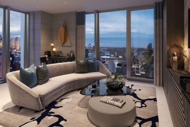 Thumbnail Flat for sale in Jacquard Tower, The Silk District