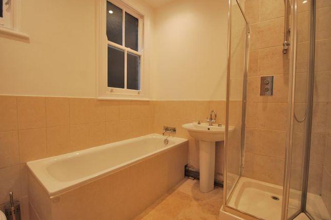 Modern Family Bath & Shower Room