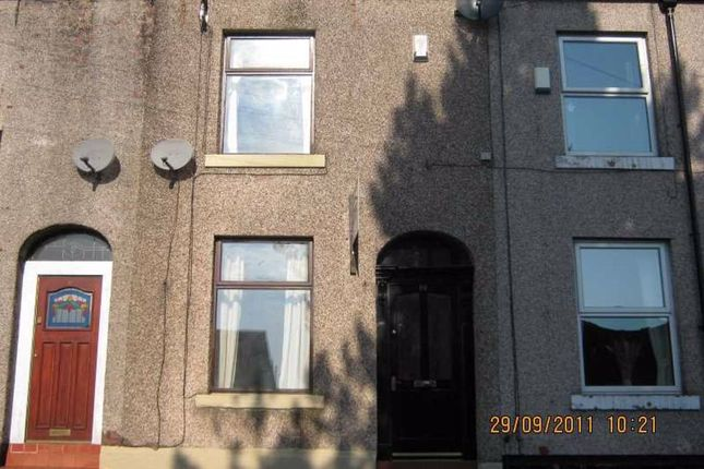 Thumbnail Terraced house to rent in Harold Street, Rochdale, Lancashire