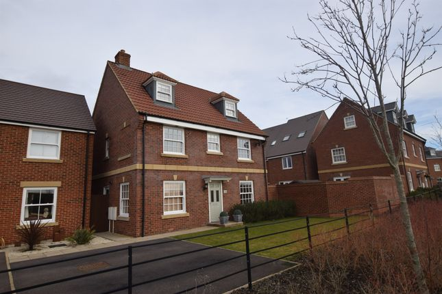 Thumbnail Detached house for sale in Swift Way, Wixams, Bedford