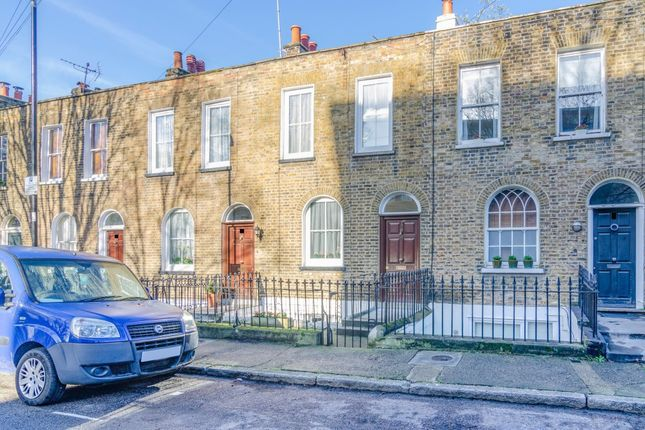 Thumbnail Terraced house to rent in Southern Street, London