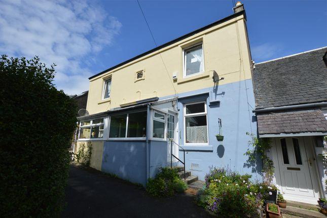 Thumbnail Flat for sale in 7 Happyhills, West Kilbride