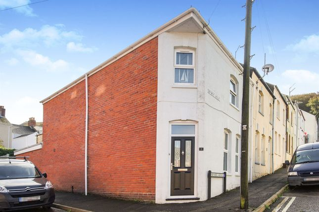 End terrace house for sale in Brymers Avenue, Portland