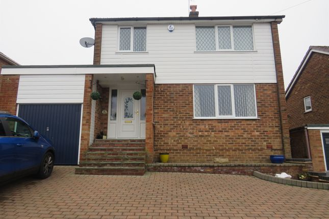 Thumbnail Detached house for sale in Cherry Tree Avenue, Belper