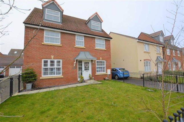 Thumbnail Detached house for sale in Fauld Drive Kingsway, Quedgeley, Gloucester