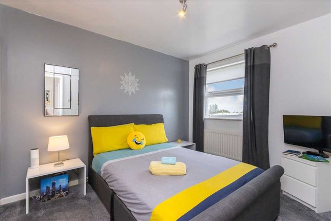 Bedroom Two of Strathdon Place, Hairmyres, East Kilbride G75