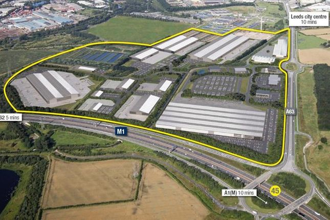 Light industrial to let in Gateway 45, Thornes Farm Approach, Leeds, West Yorkshire