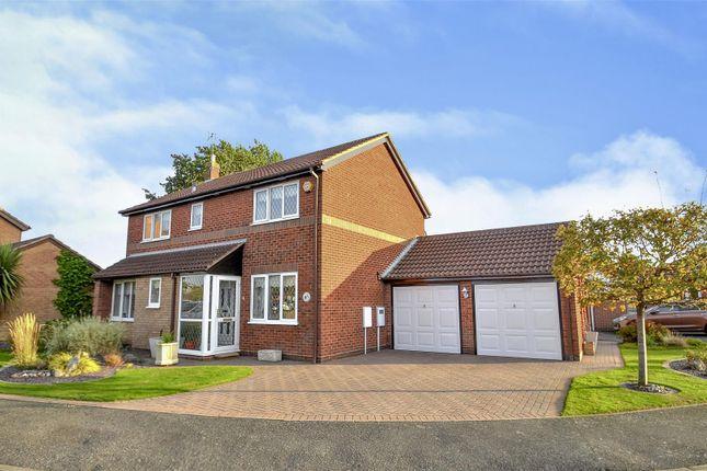 Thumbnail Detached house for sale in Eaton Grange Drive, Long Eaton, Nottingham