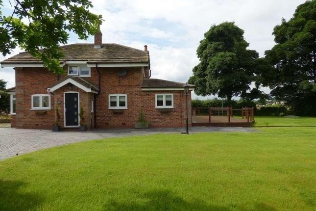 Thumbnail Detached house to rent in Woodford Road, Poynton, Stockport