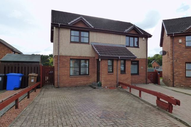 Semi-detached house for sale in 2 Bed Semi-Detached Home, Lochshot Place, Livingston
