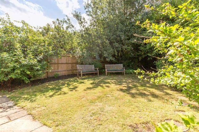 Rear Garden of Merewood Avenue, Headington, Oxford OX3