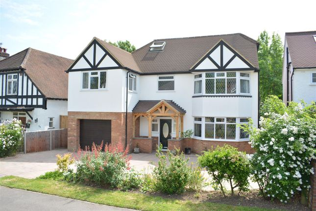 Thumbnail Detached house for sale in Lower Hill Road, Epsom