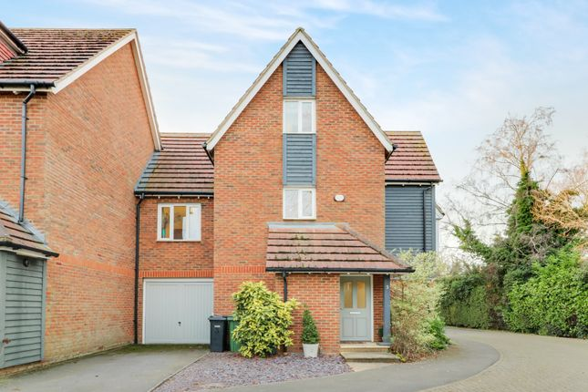 Thumbnail Detached house for sale in Limmings Lane, Thame