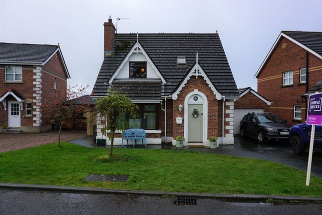 Thumbnail Detached bungalow for sale in Whitethorn Grove, Dromore