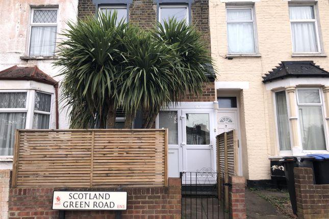 2 bed terraced house to rent in Scotland Green Road, Ponders End, Enfield EN3