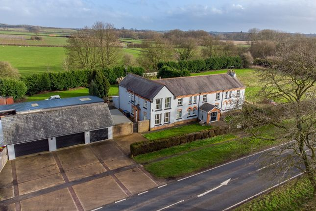 Thumbnail Detached house for sale in Northampton Road, Great Oxendon, Market Harborough