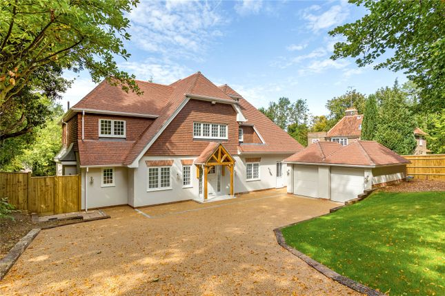Thumbnail Detached house for sale in Bridge Way, Chipstead, Coulsdon, Surrey