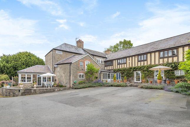 7 bed detached house for sale in Evenjobb, Near Presteigne, Powys LD8