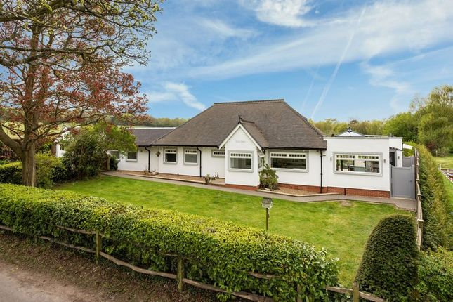Thumbnail Detached bungalow for sale in High Barn Road, Effingham, Leatherhead