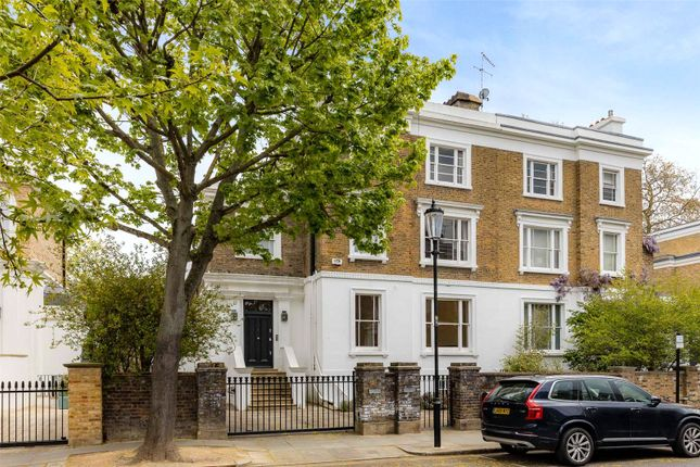 Thumbnail Semi-detached house for sale in Clarendon Road, Notting Hill, London