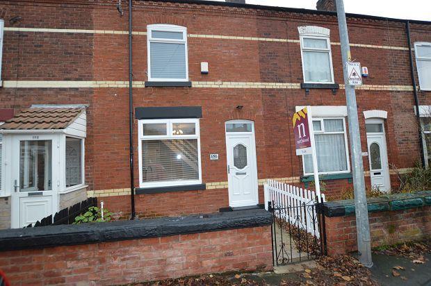 Thumbnail Terraced house to rent in Ellesmere Street, Swinton