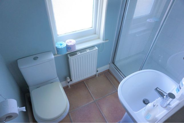 Shower Room of Marmora Terrace, Clapps Lane, Beer, Seaton EX12